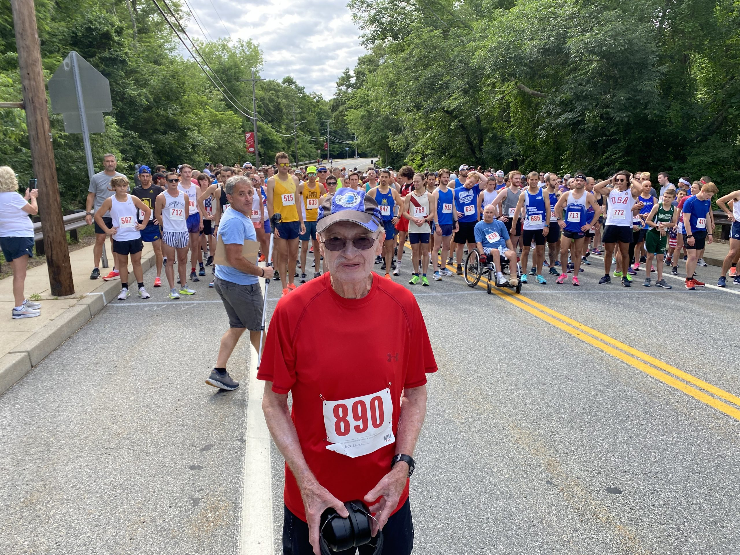 2021 Arnold Mills Road Race Results